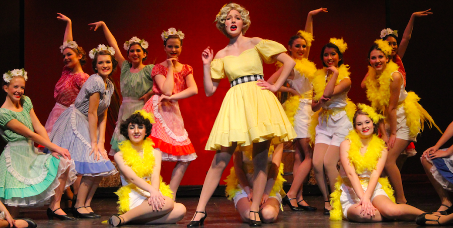 Brookfield East's Guys and Dolls production a great success
