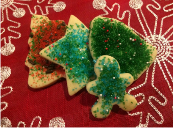 Holiday Cookie Favorites