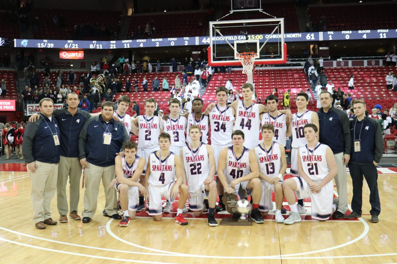 East Basketball Finishes Season With A Second Place Win At State