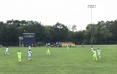 Brookfield East puts up a wall of defense as Middleton attempts to advance