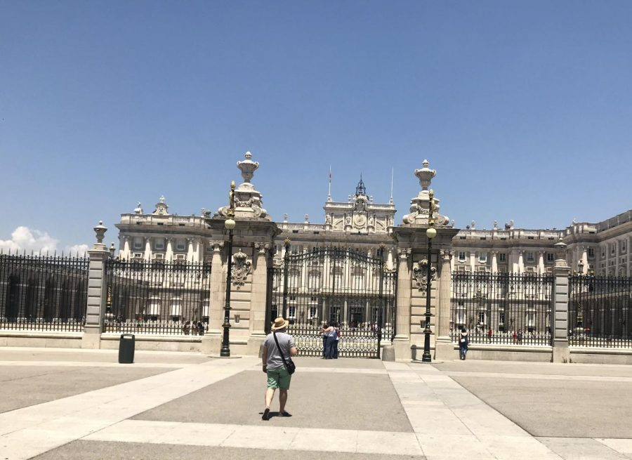 The+Royal+Palace+of+Spain+in+Madrid.