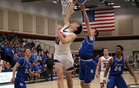 Central Takes Win Over East in First Home Basketball Game