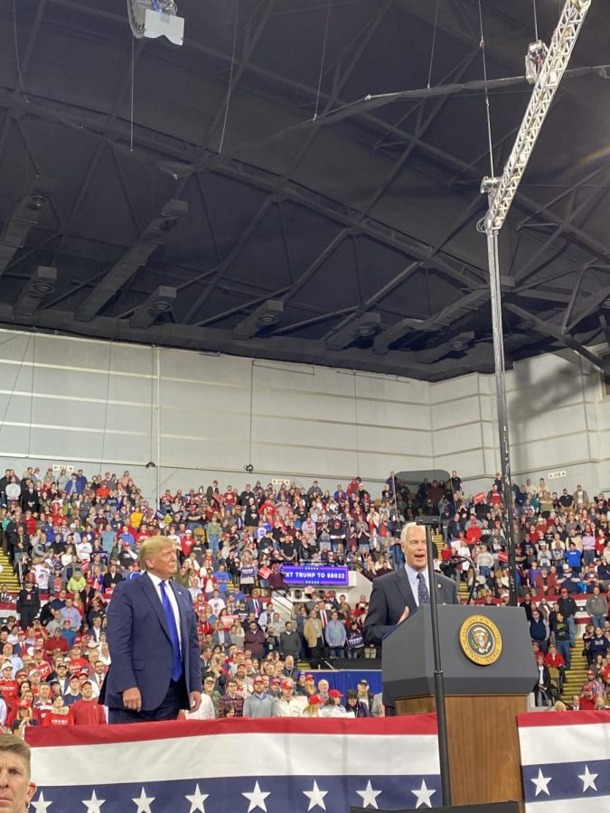 On January 14th, President Trump and Vice President Mike Pence came to Milwaukee to discuss important issues impacting our country right now.